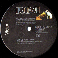 Memphis Horns Get Up And Dance  Don't Abuse It 1976 RCA