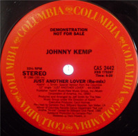 Johnny Kemp Just Another Lover Remix 1986