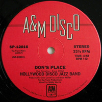 Hollywood Disco Jazz Band Don's Place 1979 A&M Disco