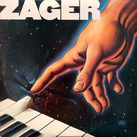 Michael Zager Band Zager 1980