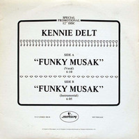 Kennie Delt Funky Musak 1979 Mercury