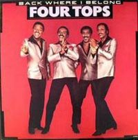 Four Tops - Back Where I Belong