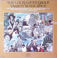 The Louis Hayes Group Variety Is The Spice 1979