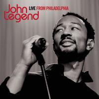 John Legend Live From Philadelphia 2008