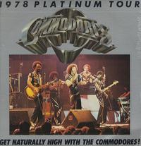 Commodores 1978 Platinum Tour