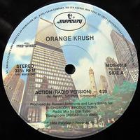 Orange Krush Action Mercury