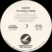 Sacco The People Theme 1978