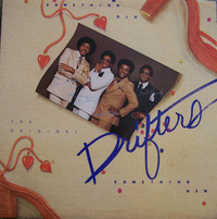 The Original Drifters Something Old Something New 1980