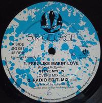 Steve Myers Feel Like Makin' Love