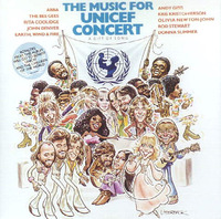 Music For Unicef Concert A Gift Of Song