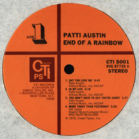 Patti Austin End Of A Rainbow 1976 PS1
