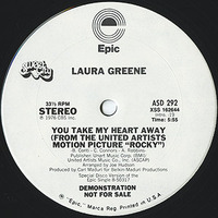Laura Greene You Take My Heart Away 1976