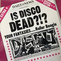 Your Fantasies Roller Boogie 1980