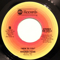 Sharon Paige  New To You 1977 abc