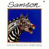 Samson African Trilogy & Other Curious AVI 1980