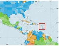 Guadeloupe  map (2)