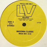 Madonna Classic Mega Mix
