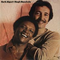 Herb Alpert Hugh Masekela Moonza 1977 A&M Records