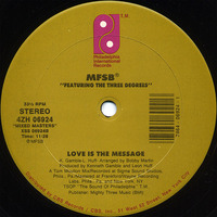 MFSB Love Is The Message 1987 12inch Mix Masters
