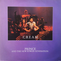 Prince And  The New Power Generation Cream 1991