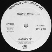 Kamikaze Tokyo Rose A&M 1984
