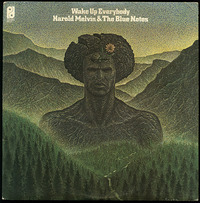 Harold Melvin & The Blue Notes Wake Up Everybody 1975 PIR