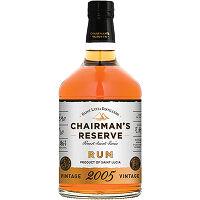 Chairman's Reserve Rum 2005
