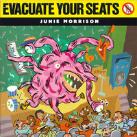 Junie Morrison Evacuate Your Seats 1984 Island Records