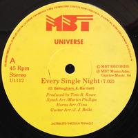Universe Every Single Night 1984