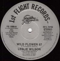 Leslie Wilson Wild Flower 87
