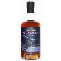 Cane Island Nicaragua Rum 12 years