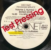 Disconet Volume 2 Number 7 Bonus Side