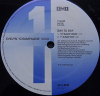 Evelyn Champagne  King Day To Day Blaze Remixes 1989