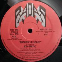 Key-Matic Breakin' In Space 1984 Radar
