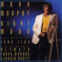 Mark Murphy Night Mood 1987 Milestone