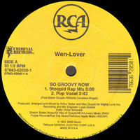 Wen-Lover So Groovy Now 1991 RCA