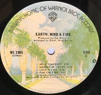 Earth, Wind & Fire  1974 Warner