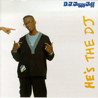 DJ Jazzy Jeff & The Fresh Prince 1988 Jive