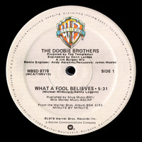 The Doobie Brothers What A Fool Believes 12 1977