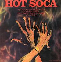 Ed Watson And His Brass Circle  Hot Soca