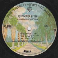 Earth, Wind & Fire 4