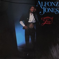 Alfonz Jones Champion Of Love  1988