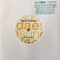 Paul Craver Back To You Sandae 2017