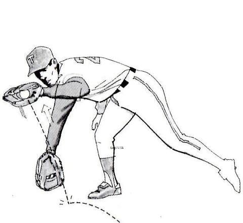 少年野球指導法,少年野球練習法,逆シングルキャッチとは,bb003