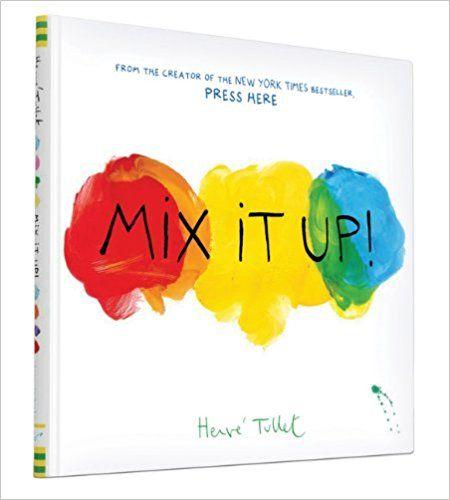【11/6活動報告】おすすめ絵本『Mix It Up!』や超定番英語絵本のアレンジなどなど。Colorsで楽しく遊びました