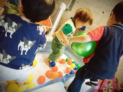【7/10レポート】七夕&海の生き物アクティビティと、子供によく使う英語フレーズ共有