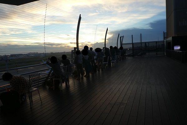 112 羽田空港展望台
