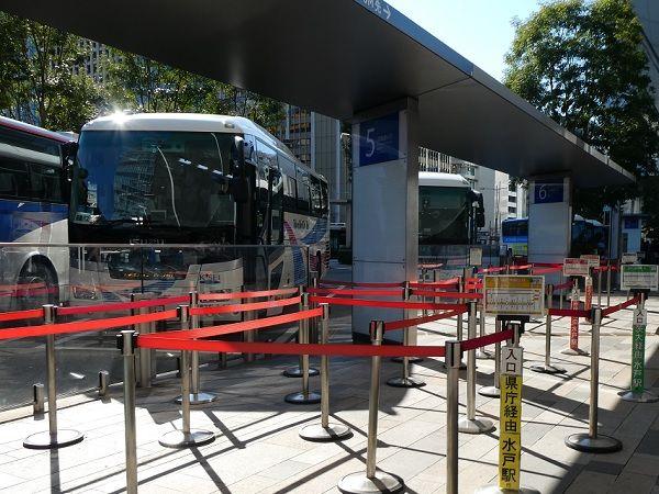 65 バス東京駅