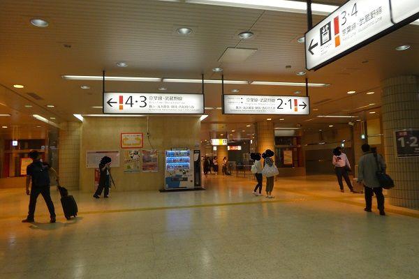 343 京葉線