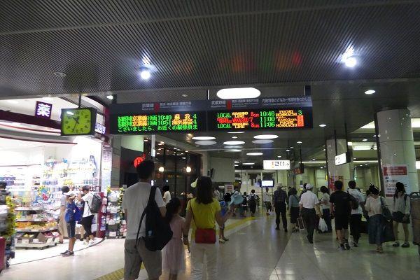 58 京葉線